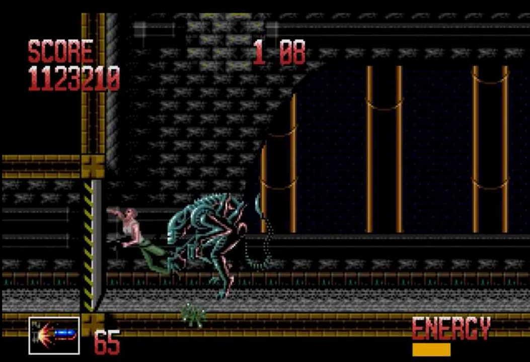 Alien 3: SNES & Mega Drive