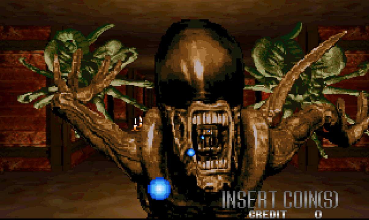 Best and worst Aliens games: The gun?