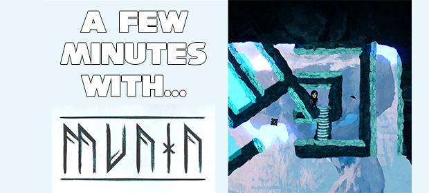 A Few Minutes With... Munin