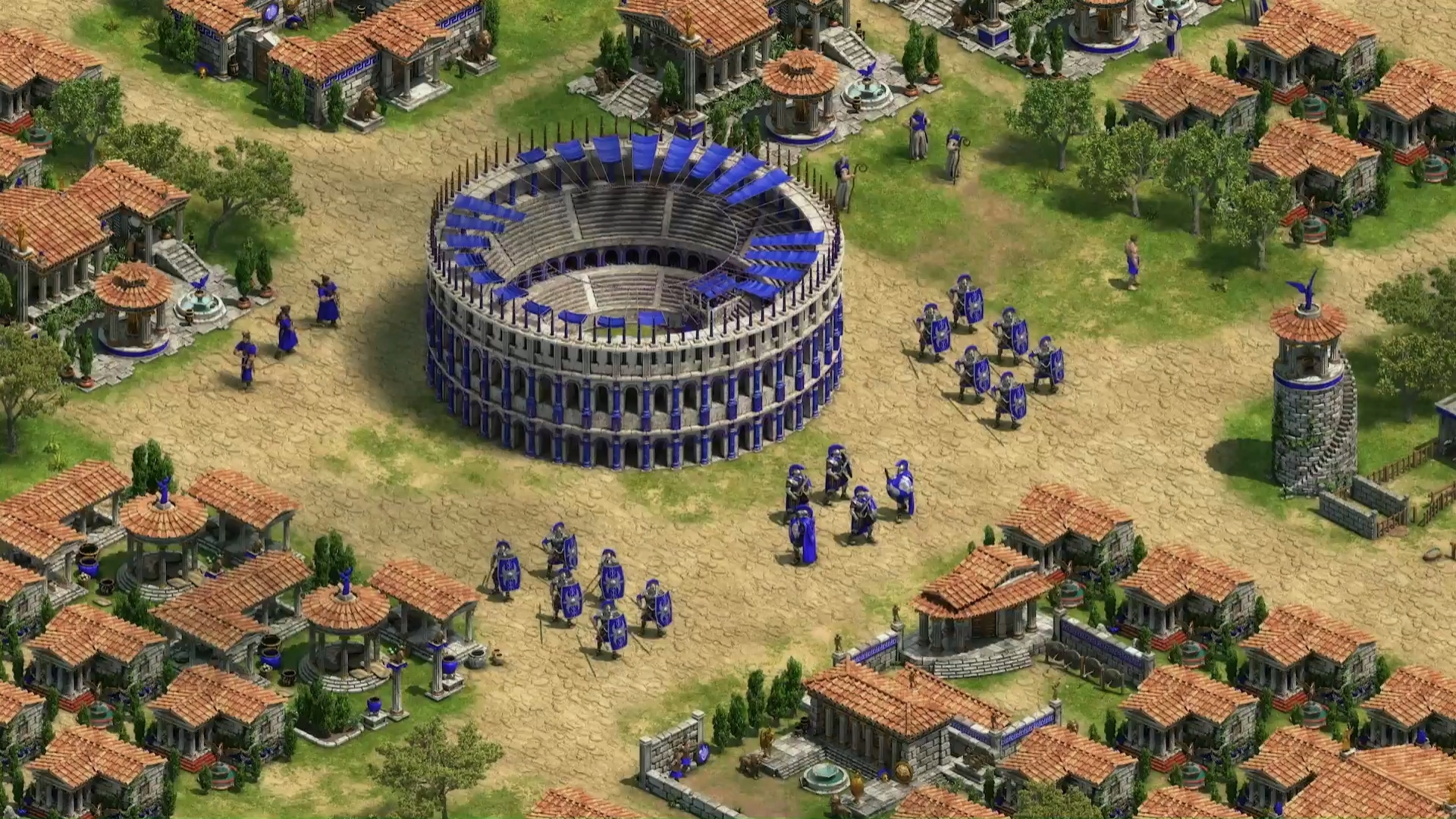 It's true that the RTS genre wouldn't be where it is now without Age of  Empires, and the Definitive Edition is a decent update of that classic.
