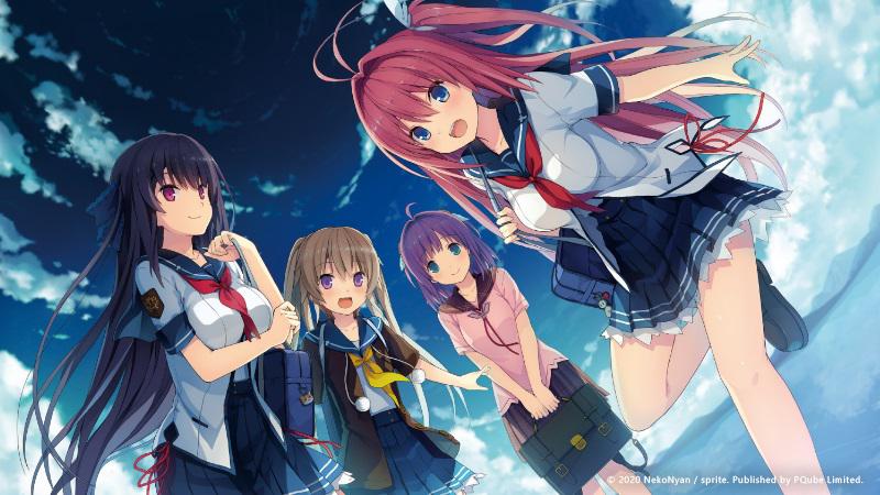 Release date announced for Aokana - Four Rhythmns Across the Blue ...