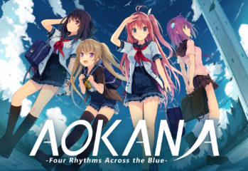 Aokana Four Rhythm Across the Blue