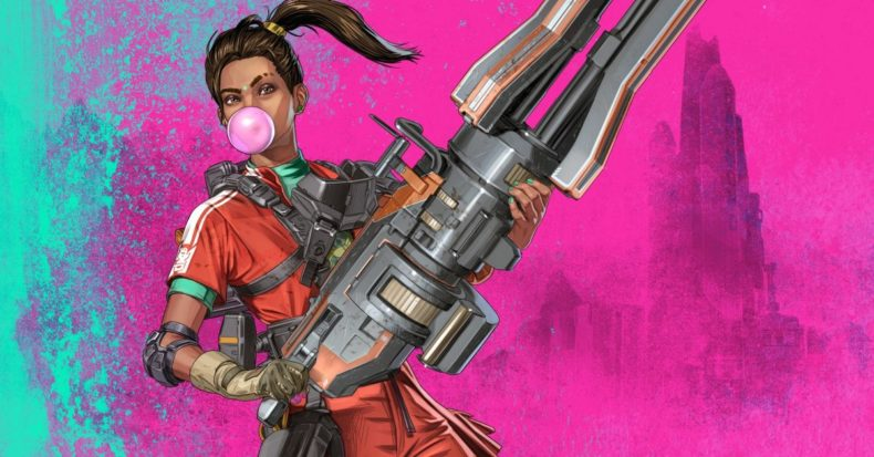 Apex Legends launches Rampart