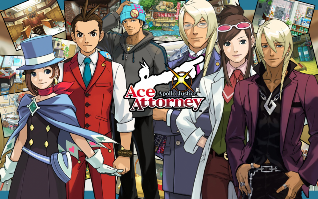 Apollo Justice Ace Attorney Review Godisageek Com
