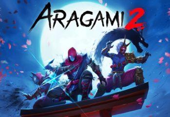 Aragami 2 title image
