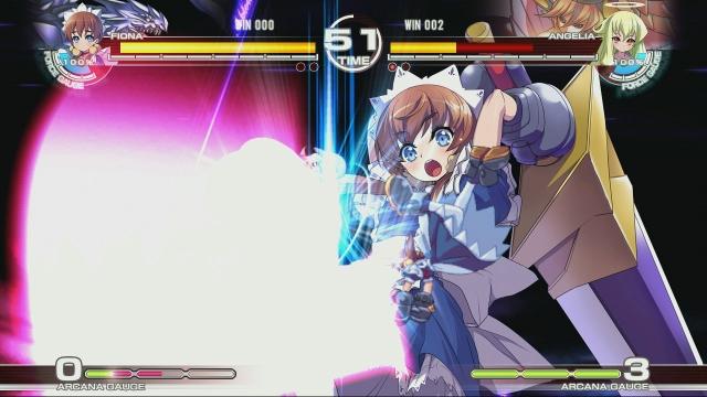 Arcana Heart 3 Review