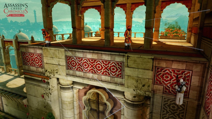Assassin's Creed Chronicles India - Xbox One review