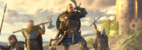 Assassin's Creed Valhalla raids