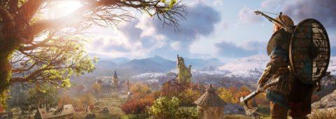 Assassin's Creed Valhalla settlement