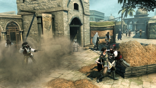 Assassin's Creed Revelations Mediterranean Traveller Pack Screenshot