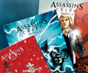 Assassin's Creed: The Fall - Comic, Now Available On iPad