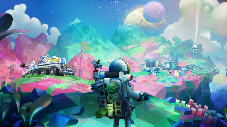 Podcast #398: Round the Back - Astroneer, Minecraft Dungeons, MK11: Aftermath
