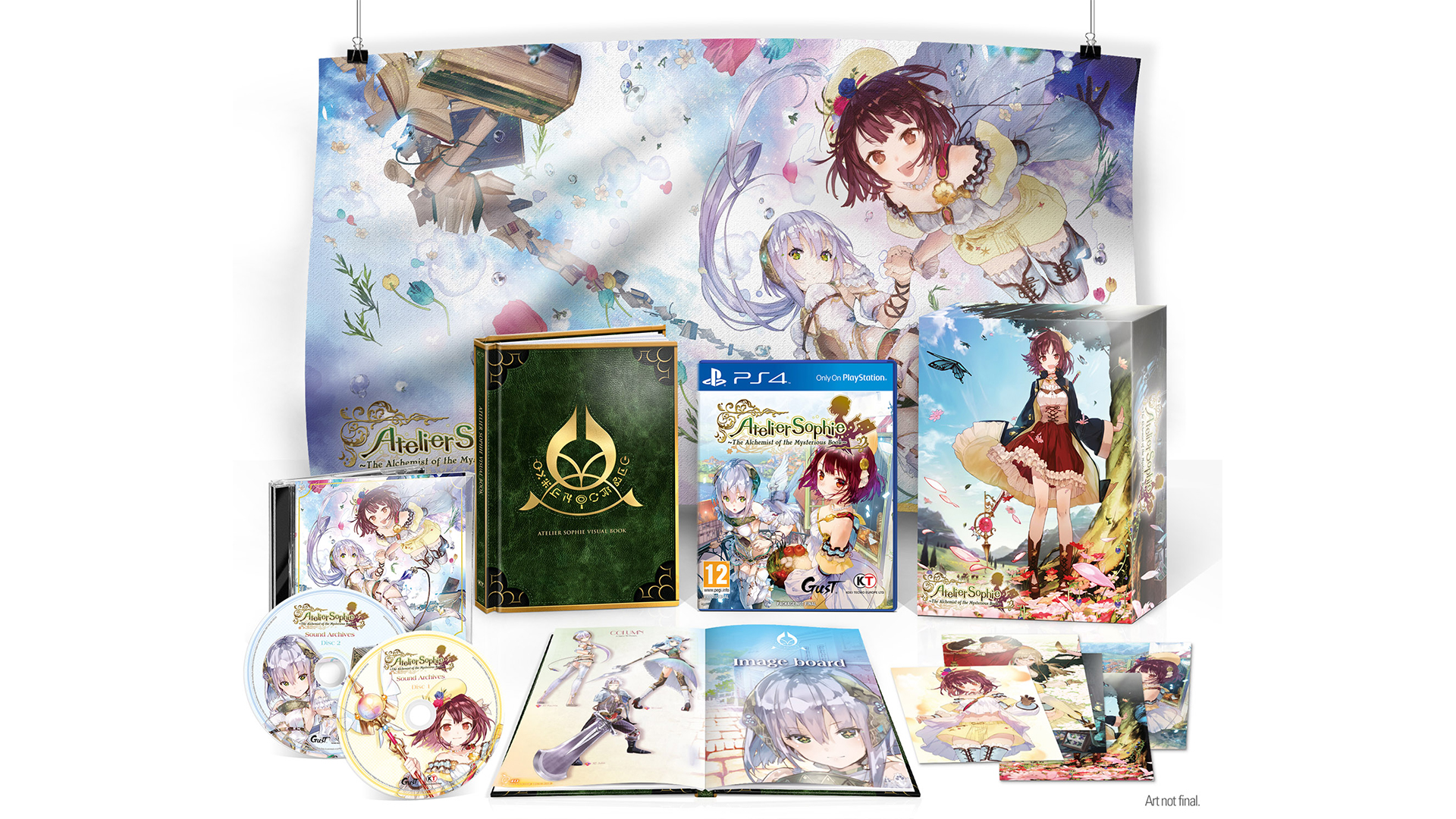 atelier limited edition