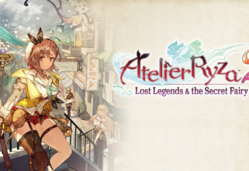 Atelier Ryza 2: Lost Legends and the Secret Fairy title image