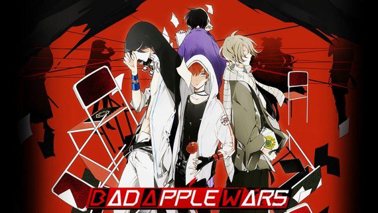 Resultado de imagem para bad apple wars