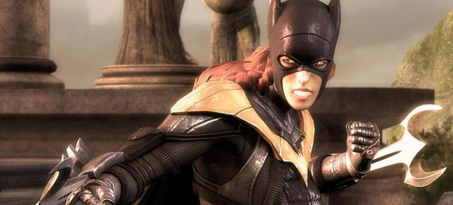 Batgirl Could be Injustice's Next DLC Character