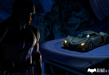 Preview: The Best Thing about Telltale's Batman is Bruce Wayne