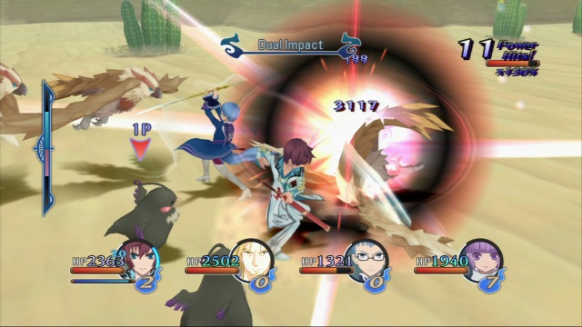 Tales of Graces f Hands-On Preview
