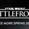 EA shows DICE's Dedication to Star Wars Battlefront