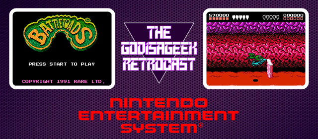 The Retrocast #21 - Battletoads (NES)