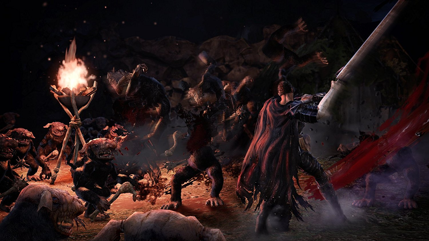 berserk and the band of the hawk screenshot ps4