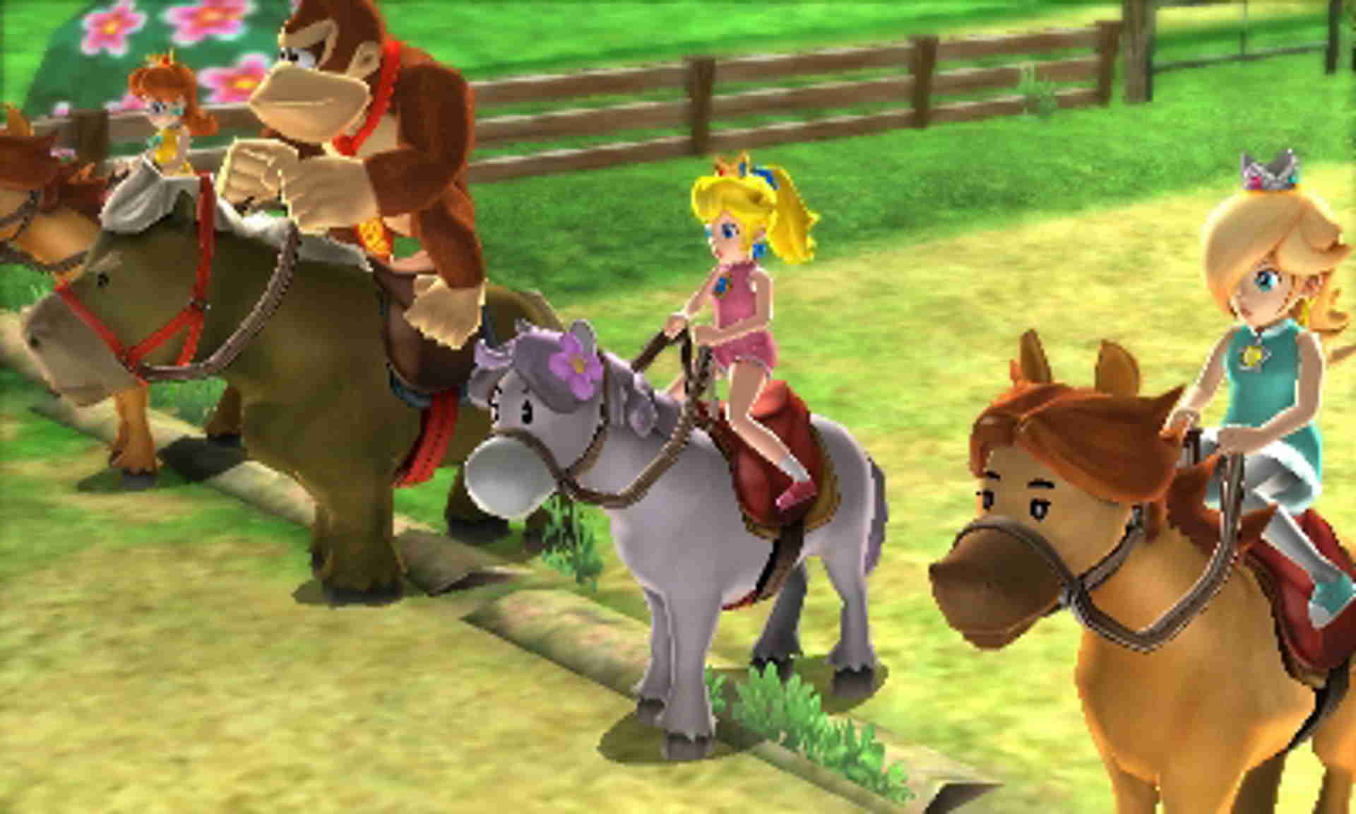 Mario Sports Superstars (Nintendo 3DS, 2017)