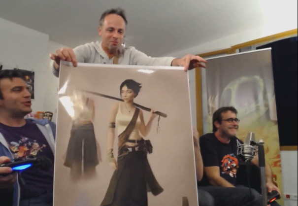 Beyond Good & Evil 2 Concept Art Shown During Livestream