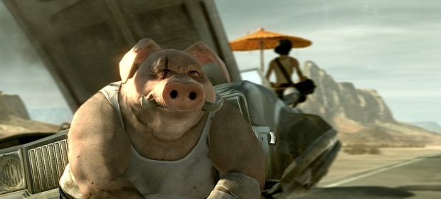 Beyond Good & Evil 2 Concept Art Shown During Livestream