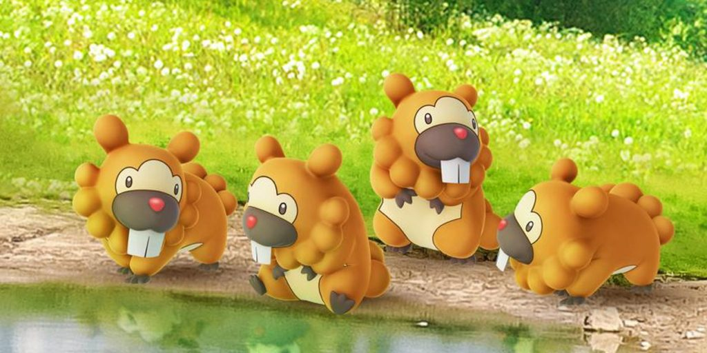 How could you leave out Bidoof?