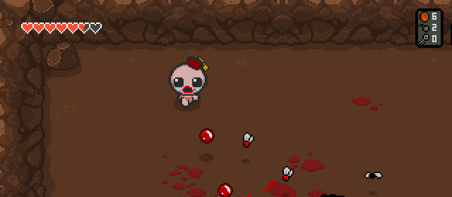 The Binding of Isaac Rebirth Arriving in 2014