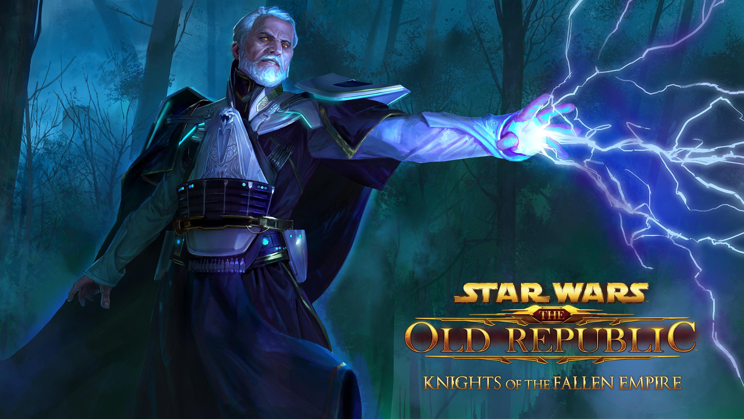 Bioware Announces Visions In The Dark For The Old Republic