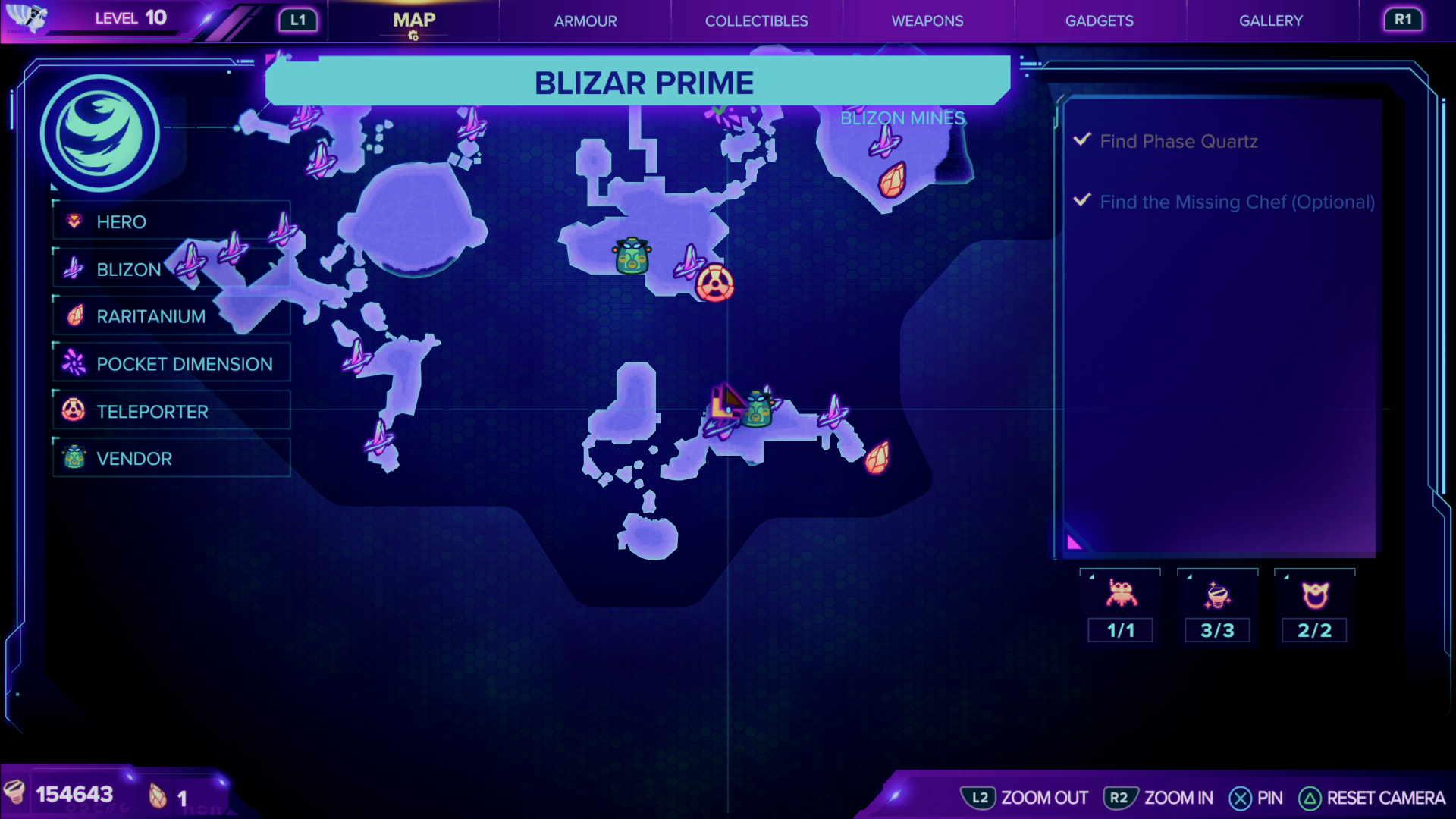 CraiggerBear 5: Blizar Prime