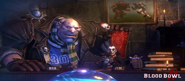 First In-Game Footage From Blood Bowl 2 Released
