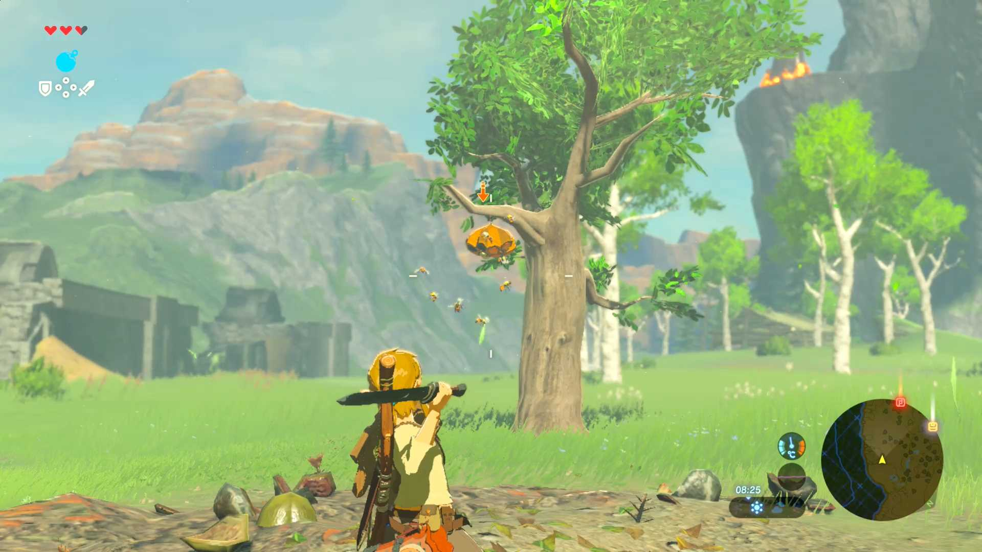 breath of the wild bees