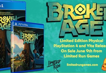 broken age limited run games