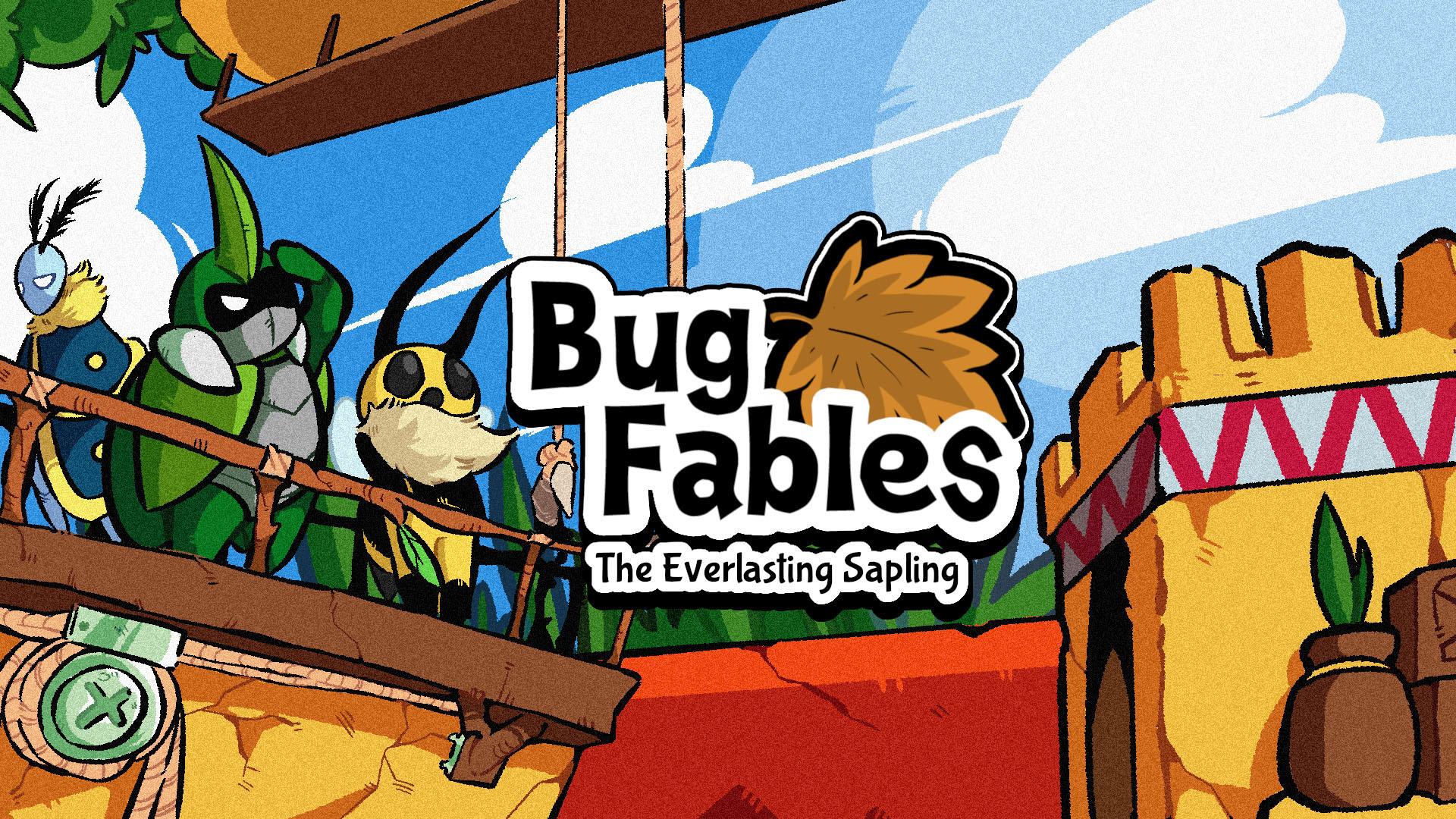 Bug Fables: The Everlasting Sapling review - GodisaGeek.com
