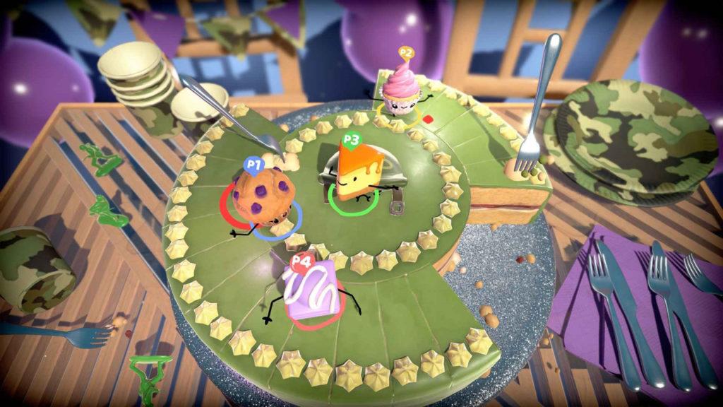 A screenshot of Cake Bash