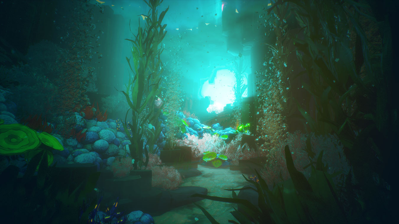 call of the sea underwater