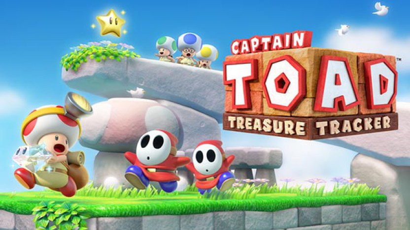 Captain Toad: Treasure Tracker Review - GodisaGeek.com