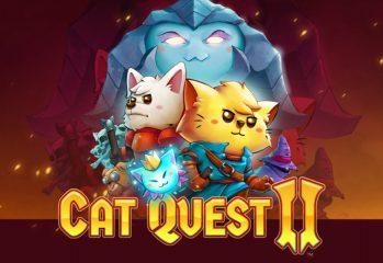 Cat Quest 2 review