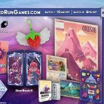 Limited Run Games announces a Celeste Limited Collector's Edition for PS4 and Switch including a SteelBook, Soundtrack, and more