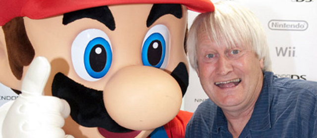 Meet The Voice of Mario At Nintendo Event