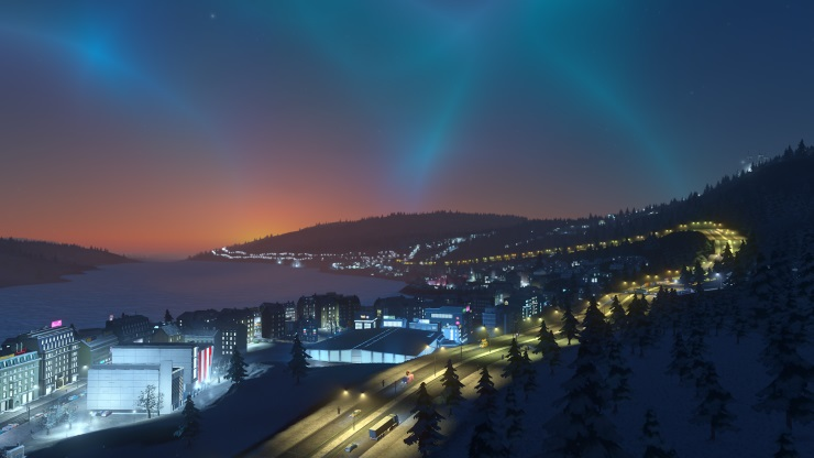 Cities Skylines: Snowfall Review