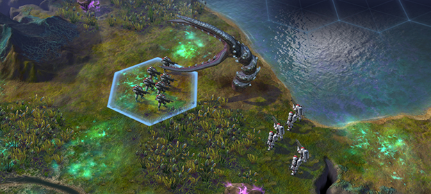Civilization: Beyond Earth Announced