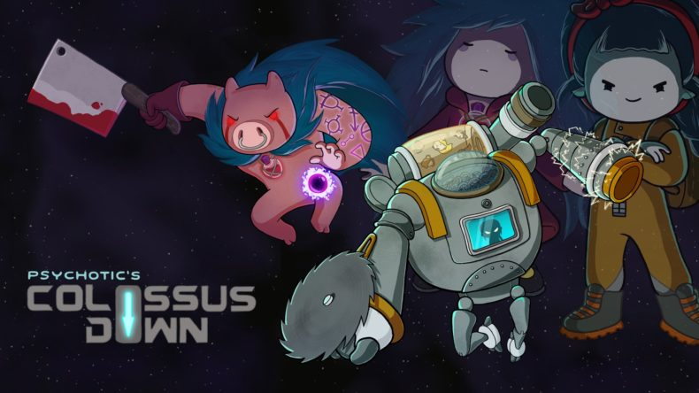 Colossus Down title image