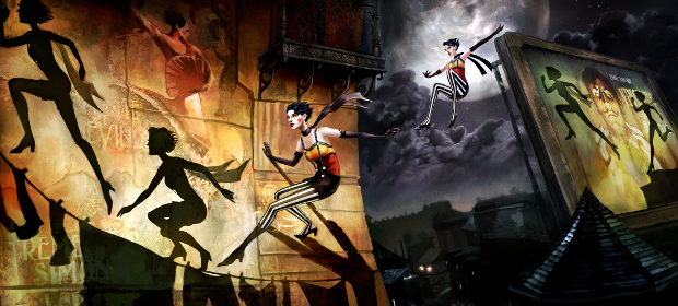 Contrast - Coming To PC, PSN & XBLA In November