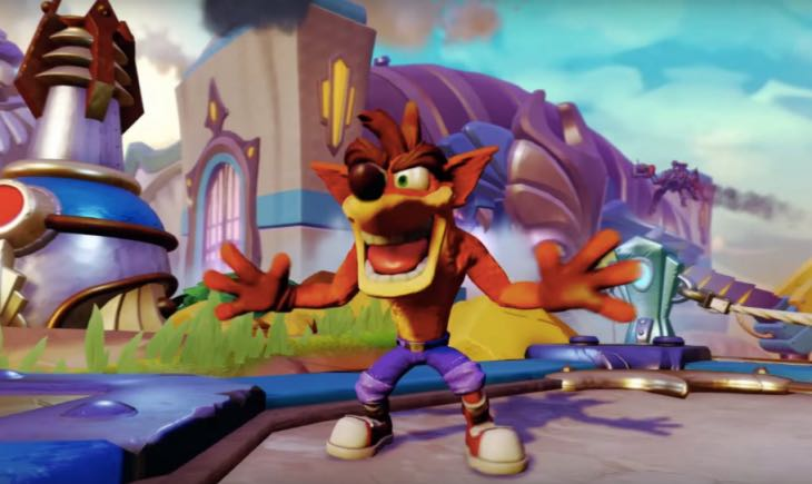 Images of Crash Bandicoot Ps4 - #rock-cafe
