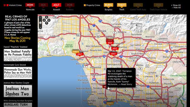L.A Noire –
