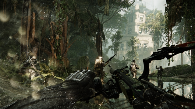 Crysis 3 Multiplayer Interview