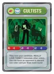 cultists - card game